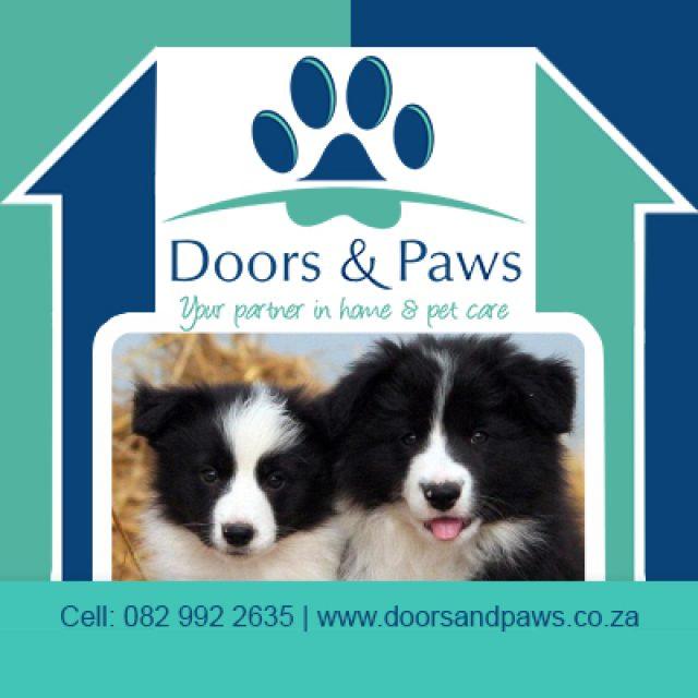 Doors & Paws